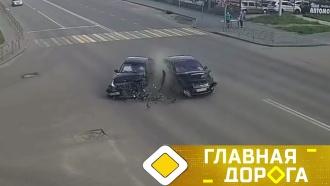 Получили пропуска истолкнулись: как теперь оформлять аварии? «Главная дорога»— всубботу в10:20.НТВ.Ru: новости, видео, программы телеканала НТВ