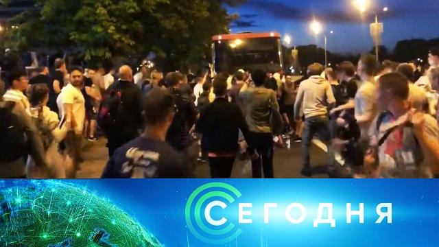 10 августа 2020года. 08:00.10 августа 2020года. 08:00.НТВ.Ru: новости, видео, программы телеканала НТВ