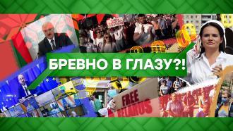 Выпуск от 20 августа 2020 года.Бревно в глазу?!НТВ.Ru: новости, видео, программы телеканала НТВ