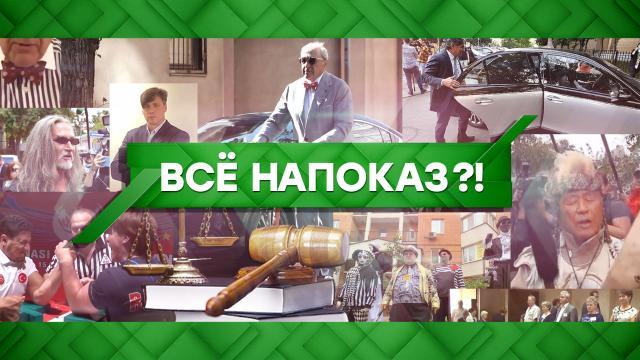 Выпуск от 18сентября 2020года.Все напоказ?!НТВ.Ru: новости, видео, программы телеканала НТВ