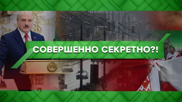 Выпуск от 24 сентября 2020 года.Совершенно секретно?!НТВ.Ru: новости, видео, программы телеканала НТВ