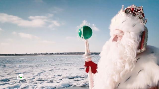 Море гостинцев иприятные сюрпризы: марафон чудес Деда Мороза вСтаврополе.НТВ.Ru: новости, видео, программы телеканала НТВ