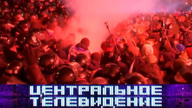 «Центральное телевидение» сВадимом Такменёвым.НТВ.Ru: новости, видео, программы телеканала НТВ