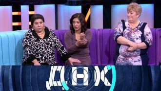 Финал истории одевочке, родившейся втюрьме,— сегодня в<nobr>ток-шоу</nobr> «ДНК»