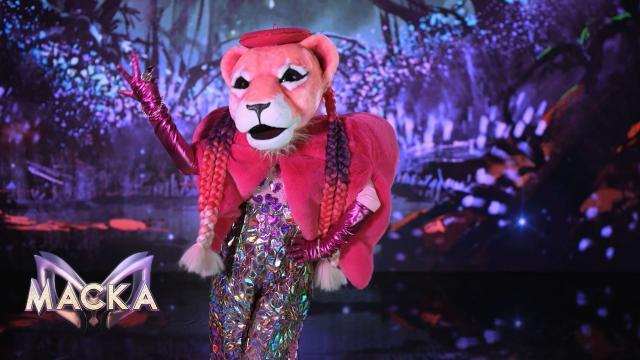 От Кати Клэп до Варлей: Розовая Пантера окончательно сбила столку жюри.НТВ.Ru: новости, видео, программы телеканала НТВ
