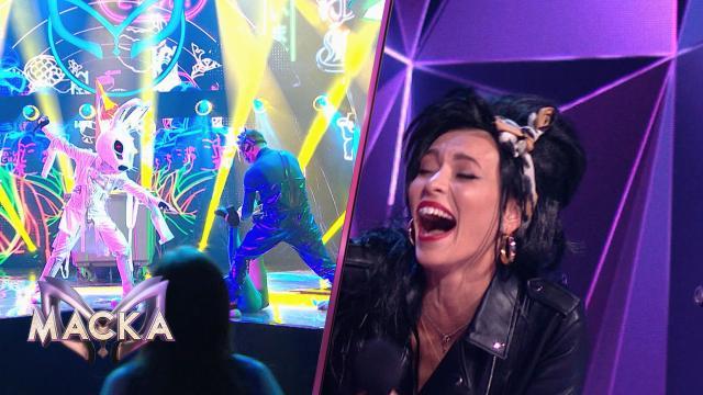 Ярчайшее выступление! Заяц спел на корейском сам, азатем дуэтом с«бабой Региной».знаменитости, музыка и музыканты, НТВ, эксклюзив, Валерия, артисты, шоу-бизнес, Киркоров.НТВ.Ru: новости, видео, программы телеканала НТВ