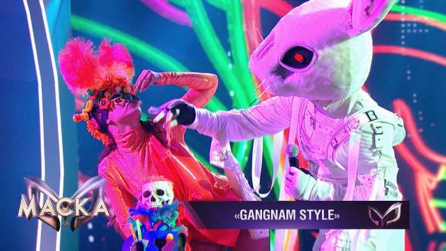 Заяц— Gangnam Style.знаменитости, музыка и музыканты, НТВ, эксклюзив, Валерия, артисты, шоу-бизнес, Киркоров.НТВ.Ru: новости, видео, программы телеканала НТВ