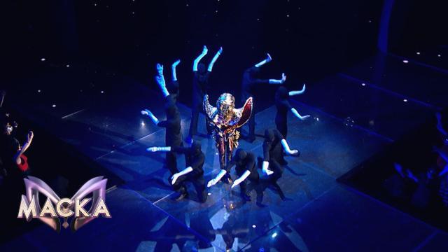 Магический номер Змеи иее голос лишил судей дара речи.НТВ.Ru: новости, видео, программы телеканала НТВ