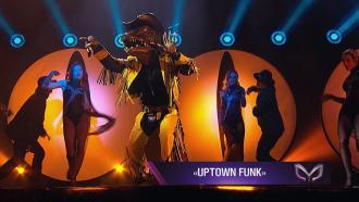 Финал. Крокодил— Uptown Funk