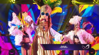 Финал. Лама— Diva