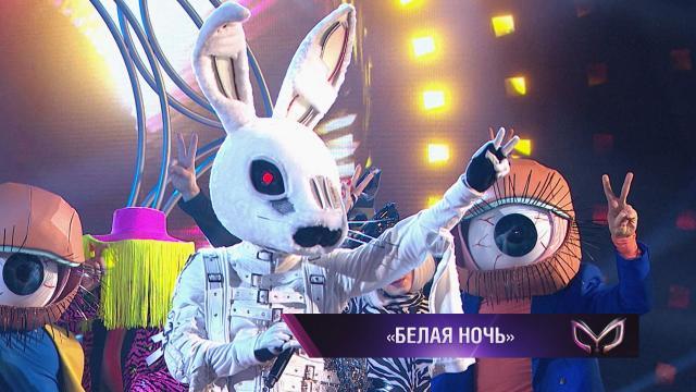 Финал. Заяц— «Белая ночь».НТВ.Ru: новости, видео, программы телеканала НТВ