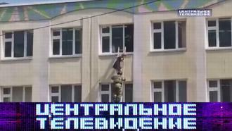Казанская трагедия, добровольный запрет кредитов ипосмертная медитация— всубботу в«Центральном телевидении»
