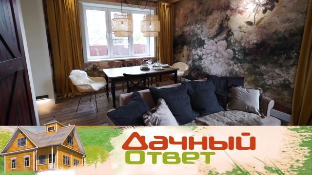 Выпуск от 16 мая 2021 года.Просторная кухня-гостиная встиле пэчворк.НТВ.Ru: новости, видео, программы телеканала НТВ