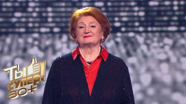 «Пускай все полковники поют!»: участница украсила проект своим выходом на сцену.НТВ.Ru: новости, видео, программы телеканала НТВ