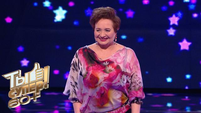 «Женщина ссекретом» великолепно спела хит из мюзикла иоткрыла тайну своей молодости.НТВ.Ru: новости, видео, программы телеканала НТВ
