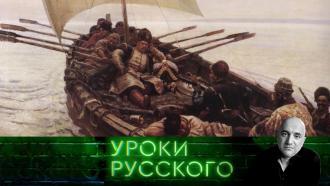 Выпуск от 17 июня 2021 года.Урок №145. Степан Разин — любовь народная.НТВ.Ru: новости, видео, программы телеканала НТВ