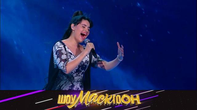 Невероятная Диана Анкудинова— впроекте «Шоумаскгоон»— с25сентября на НТВ.НТВ.Ru: новости, видео, программы телеканала НТВ