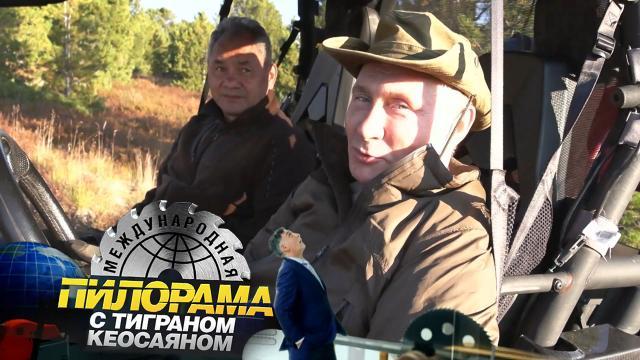 Как президент РФ работал там, где все отдыхают, иотдыхал там, где все работают.НТВ.Ru: новости, видео, программы телеканала НТВ