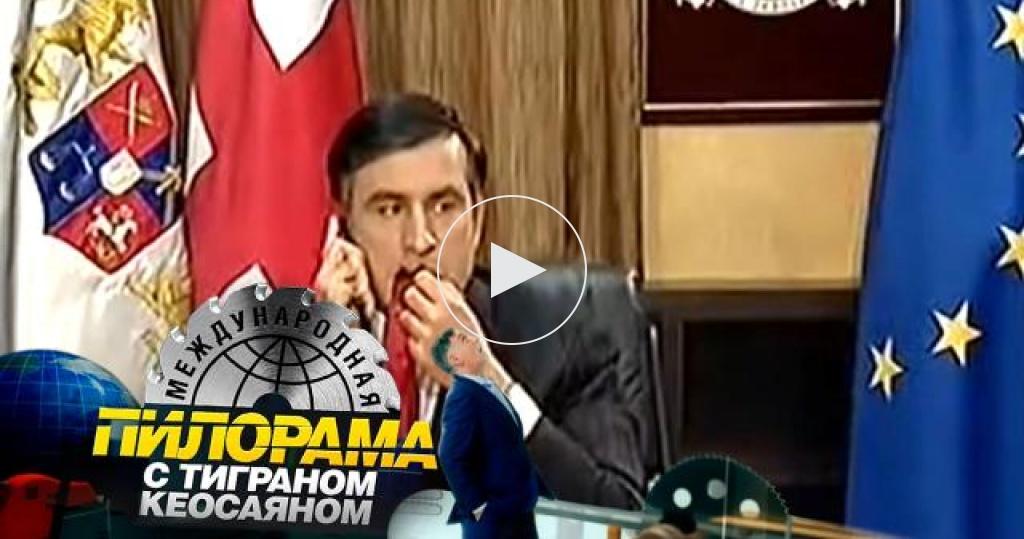 Невероятные приключения Михаила Саакашвили на Украине