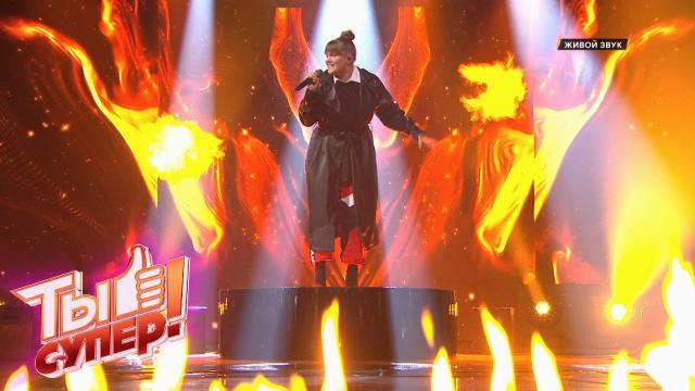 Воспитанница Шао-Линя очаровала зал вокалом, показала пару приемов испела слидером Uma2rman.НТВ.Ru: новости, видео, программы телеканала НТВ