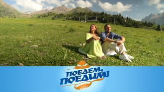 Выпуск от 23 октября 2021 года.Казахстан: Алматы, озеро Иссык, лыжи на траве, рулет скониной исурпа.НТВ.Ru: новости, видео, программы телеканала НТВ