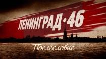 Ленинград 46. Послесловие