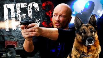 ПёсОпытный сыщик ведет рискованные расследования вместе с напарником — овчаркой по кличке Пёс
