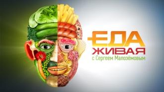 Живая еда Научно-кулинарный проект Сергея Малозёмова